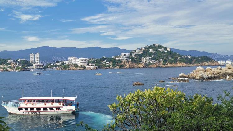 Viajar en Año Nuevo a Acapulco