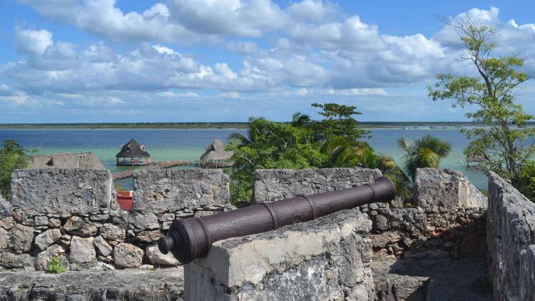 Lo mejor de Bacalar: Fuerte de San Felipe